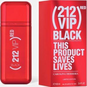 Carolina Herrera 212 VIP Black Red Limited Edition EDP 100ml Uraknak