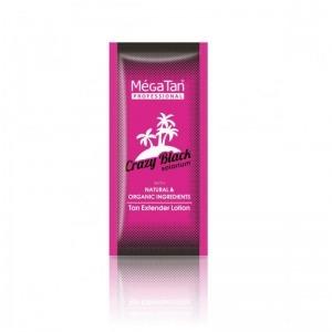 Crazy black natural lotion for solarium 15ml