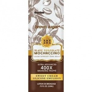 Double Dark Black Chocolate Mochaccino 400X 22ml