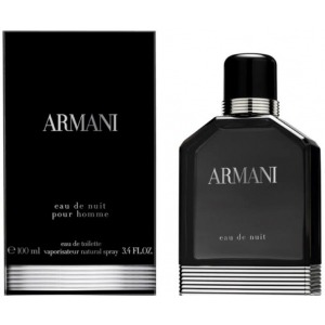 Giorgio Armani Eau de Nuit EDT 100 ml Uraknak