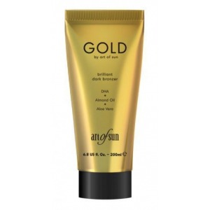 GOLD Brillant Dark Bronzer 200 ml