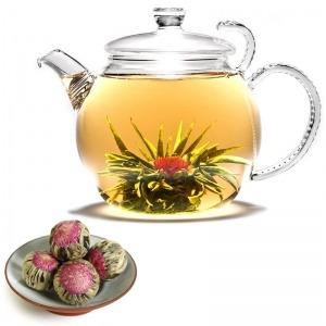 Igazgyöngy virágzó tea