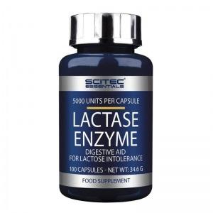 Lactase Enzyme, 100 kapszula