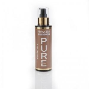 Natural tanning oil megatan pure 140ml