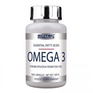 Omega 3, 100 kapszula