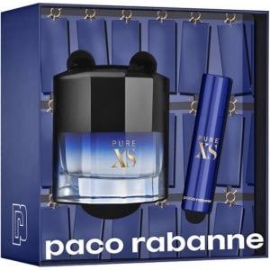 Paco Rabanne Pure XS EDT 100ml + EDT 10ml Szett Uraknak