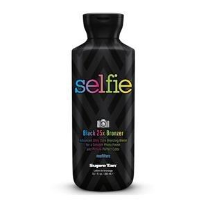 SupreTan Selfie Black 25x Bronzer 300ml