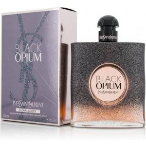 Yves Saint Laurent Black Opium Floral Shock EDP 90 ml Hölgyeknek